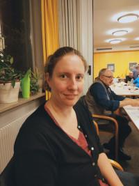 Andrea Brüwer Stellvertretende Vorsitzende